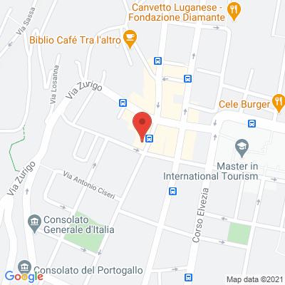 Viale Stefano Franscini 27, 6900, Lugano
