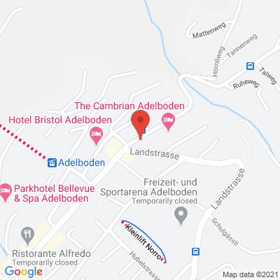 Dorfstrasse 13, 3715, Adelboden