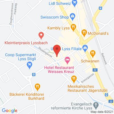 Marktplatz 14, 3250, Lyss