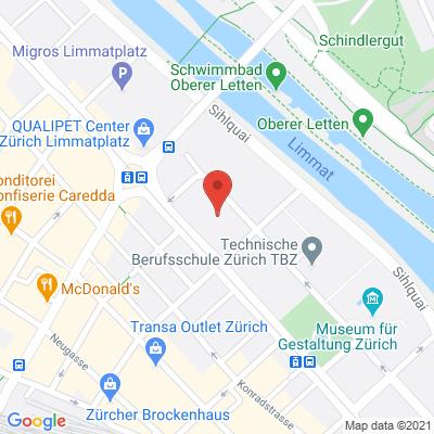 Limmatstrasse 114, 8005, Zurigo