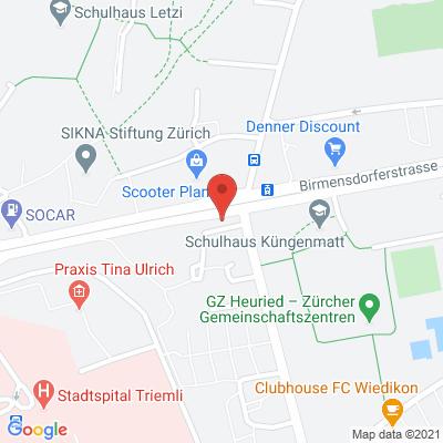 Birmensdorferstrasse 431, 8055, Zurigo