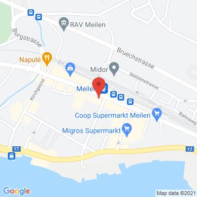 Bahnhofstrasse 39, 8706, Meilen