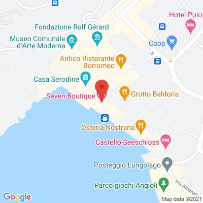Piazza G.Motta 21, 6612, Ascona