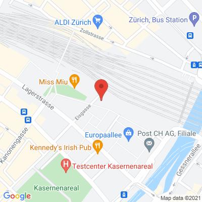 Europaallee 22, 8004, Zürich