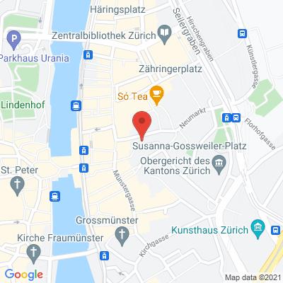 Rindermarkt 12, 8001, Zurigo