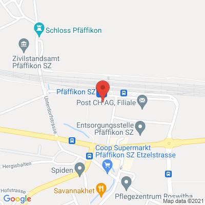 Bahnhofstrasse 13, 8808, Pfäffikon
