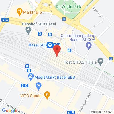 Centralbahnstrasse 10, 4051, Basel