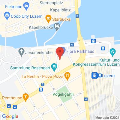 Seidenhofstrasse 5, 6002, Lucerna