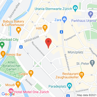 Pelikanstrasse 8, 8001, Zürich