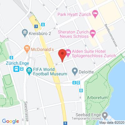 Splügenstrasse 2, 8002, Zurigo