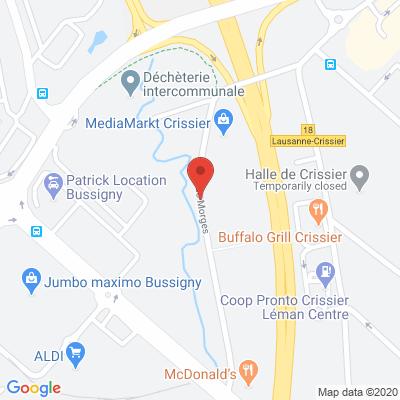Rue de Morges, 1023, Crissier
