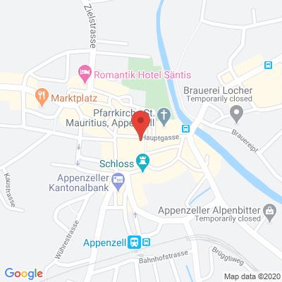 Hauptgasse 17, 9050, Appenzell