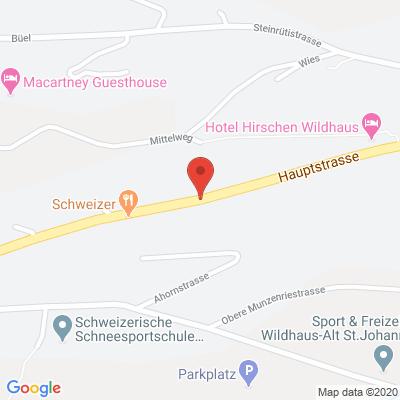 Passhöhe, 9658, Wildhaus