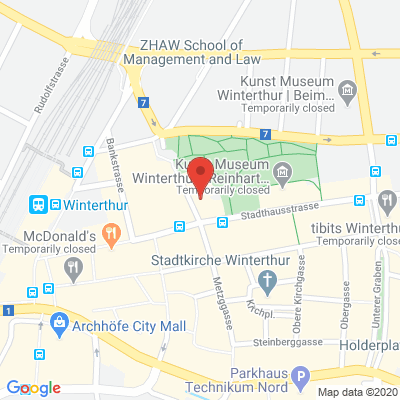 Stadthausstrasse 8, 8400, Winterthur