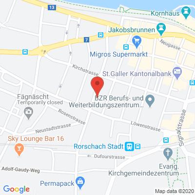 Reitbahnstrasse 21, 9400, Rorschach