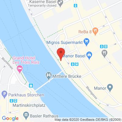 Unterer Rheinweg 10, 4058, Basel