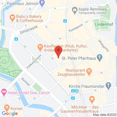 Nüschelerstrasse 6, 8001, Zurich