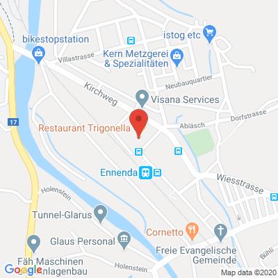 Bahnhofstrasse 2, 8755, Ennenda