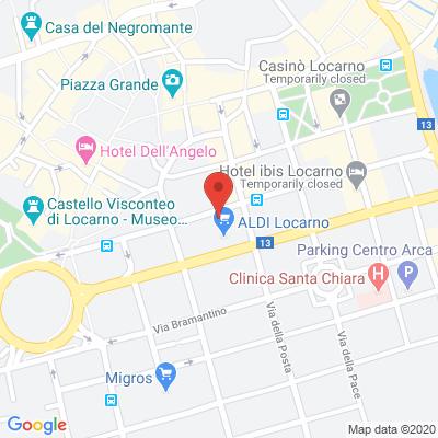 Via Bernardino Luini 13, 6600, Locarno