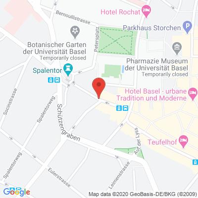 Spalenvorstadt, 4051, Basel