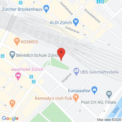 Europaallee 48, 8004, Zurich