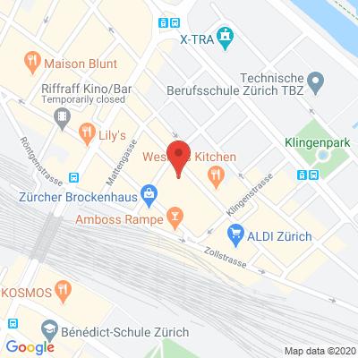 Josefstrasse 59, 8005, Zurich