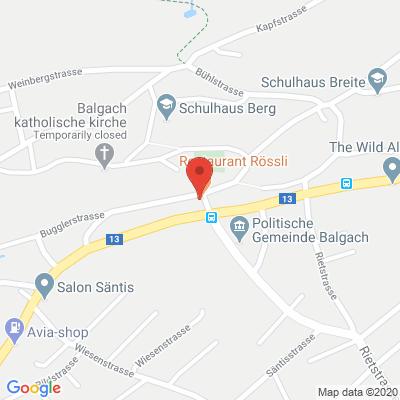 Steigstrasse 1, 9436, Balgach