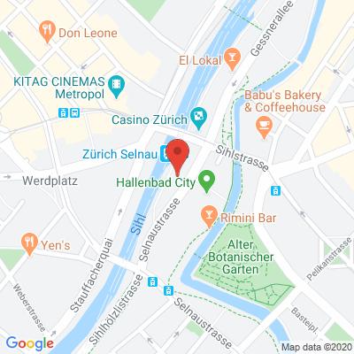 Selnaustrasse 25, 8001, Zurich