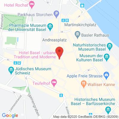 Münzgasse 12, 4051, Basel