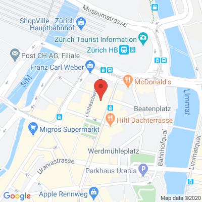 Bahnhofstrasse 87, 8021, Zurigo