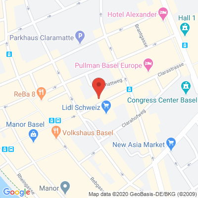 Clarastrasse 13, 4058, Basilea