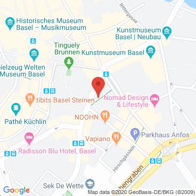 Elisabethenstrasse 15, 4051, Basel