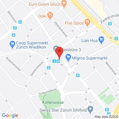 Birmensdorferstrasse, 150, 8003, Zurigo