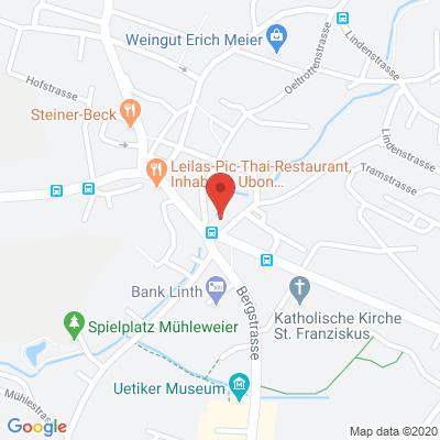 Weingartenstrasse 1, 8707, Uetikon