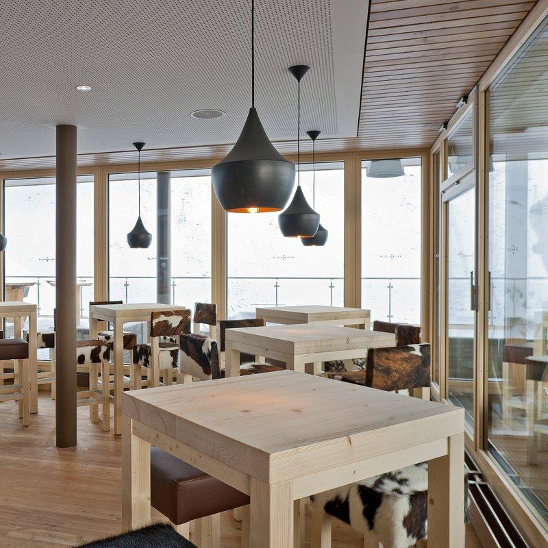 Blue Lounge Lounge schick und rusitkal