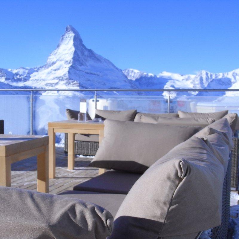 Blue Lounge Lounge Terrasse zum Chillen