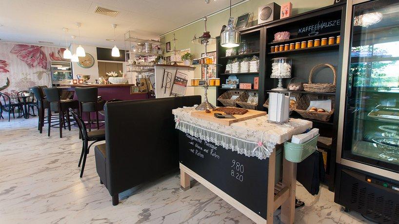 Innenansicht Café Kronenhof