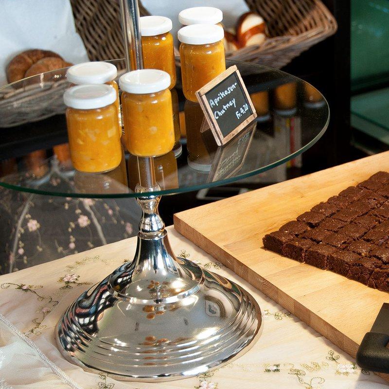 Hausgemachte Brownies