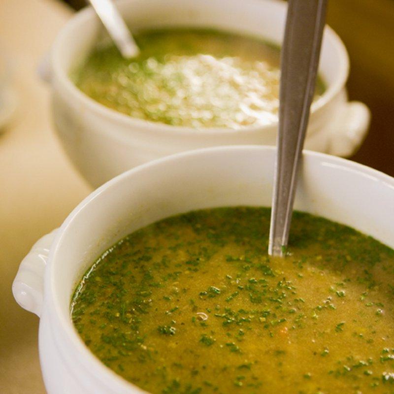 Feine Suppen