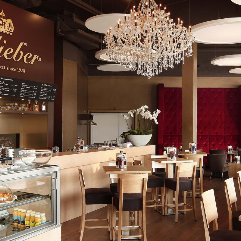 Gottlieber Coffee&Sweets Empfang