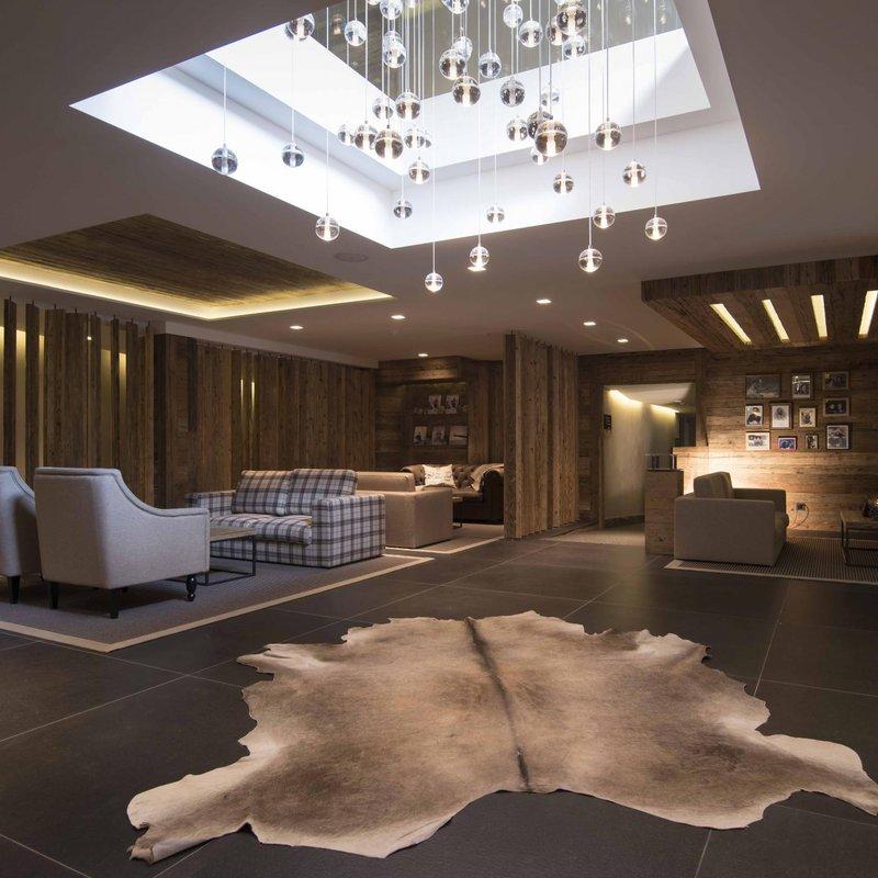 Hotel De Rougemont Lounge