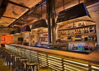 Wetterhorn Bar