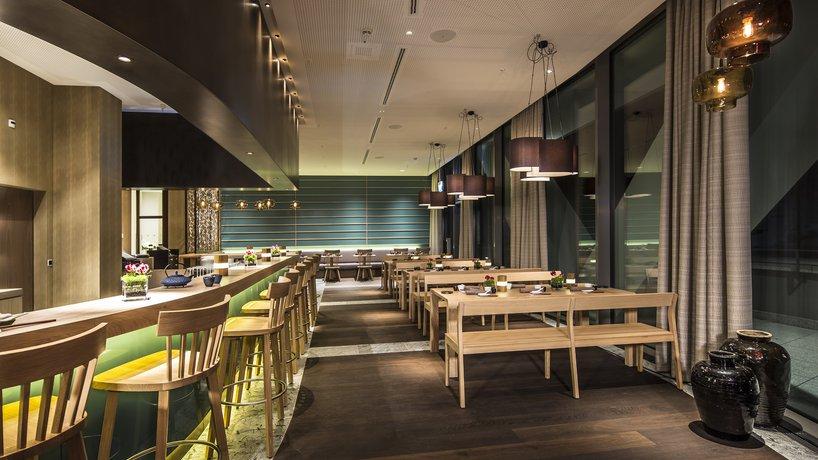 Matsu Restaurant Gesamtansicht