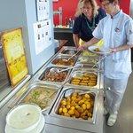 Cafeteria und Restaurant im Spital Muri