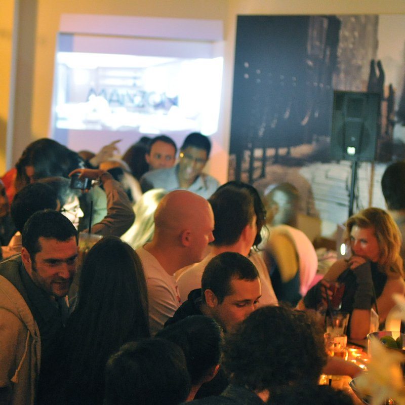 Manzoni Bar Events