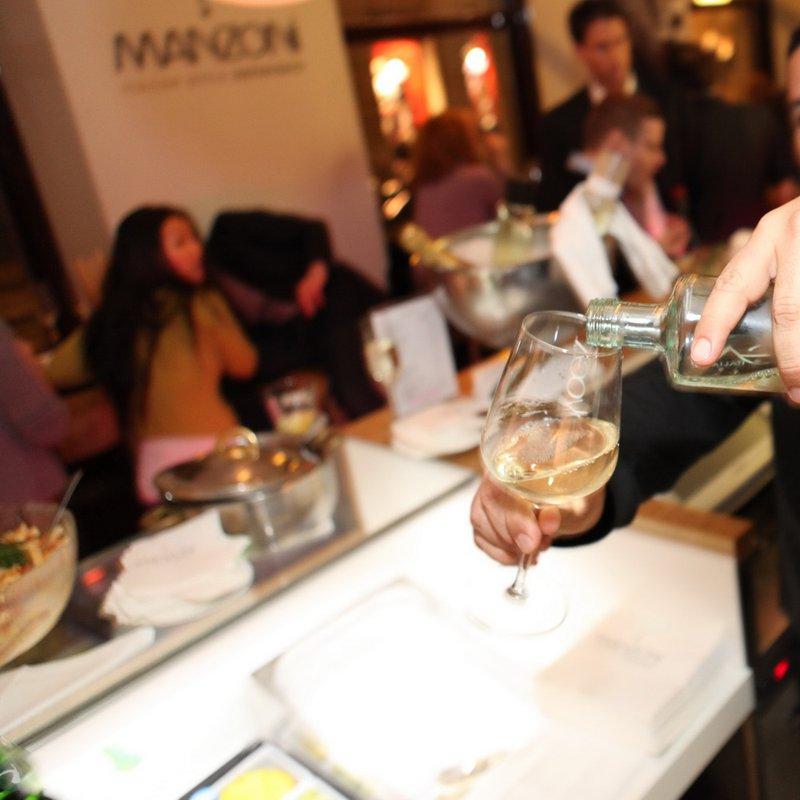 Manzoni Bar Wein