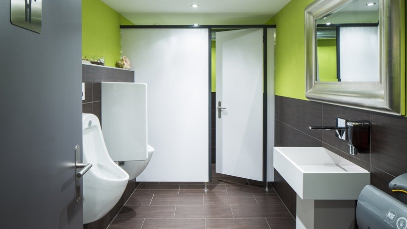 Herren Toiletten