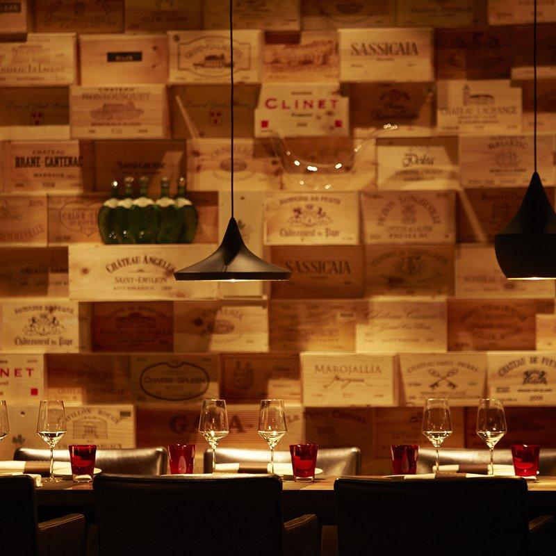 The Restaurant 5