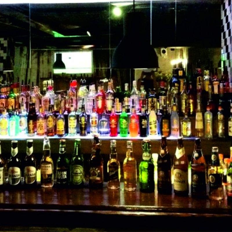 Bar Bier Getränke