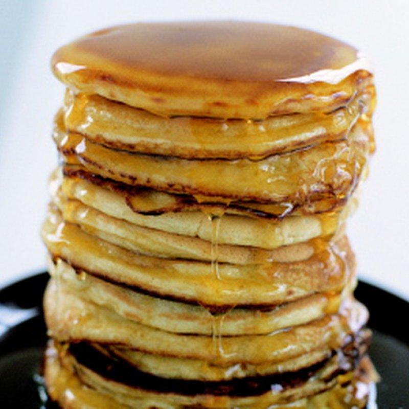American Breakfast on Saturday